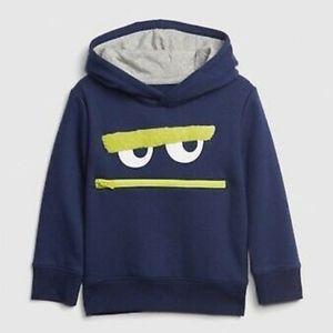 BNWT GAP baby monster hoodie 3T